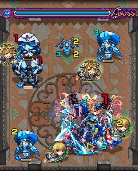 裏覇者26ステージ5