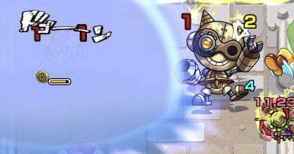 敵の防御力ダウン爆発に注意