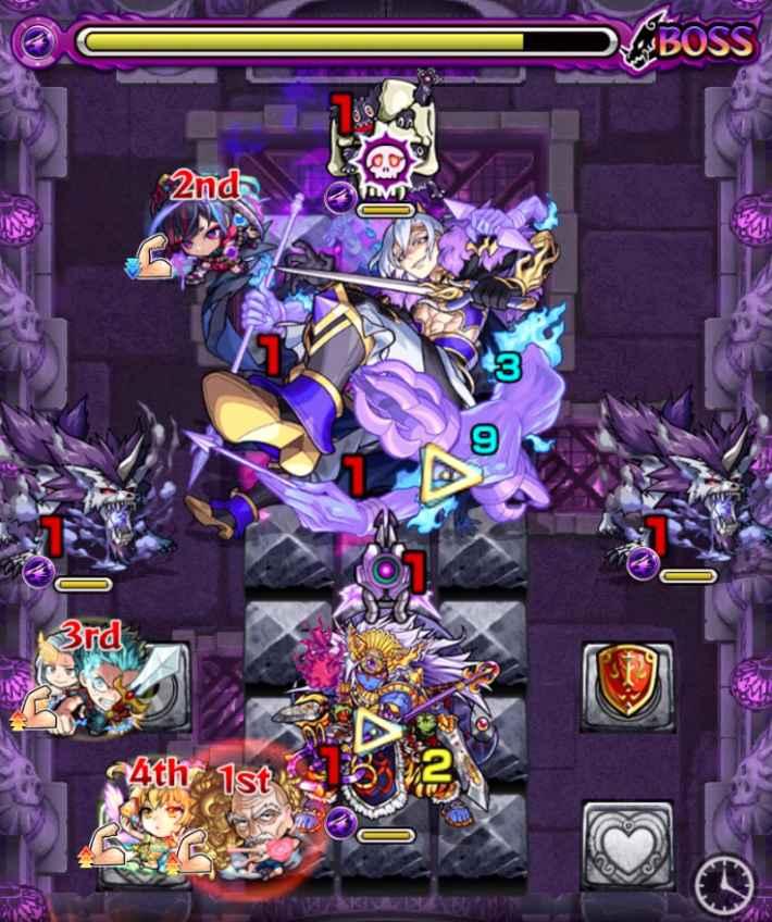 降三世明王【超絶】のボス3