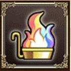 魔法の火種