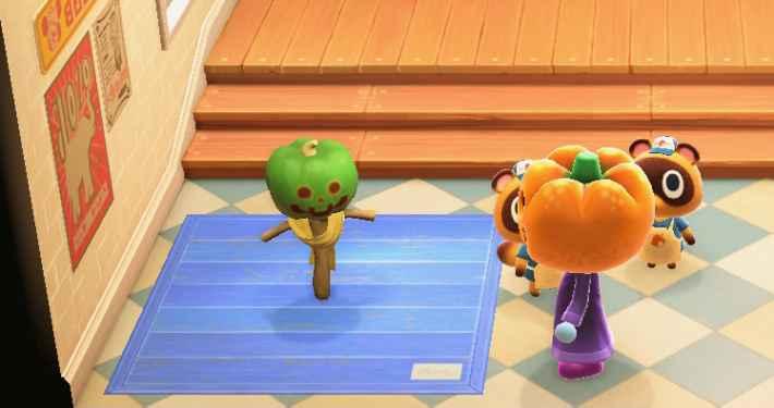 ハロウィン家具