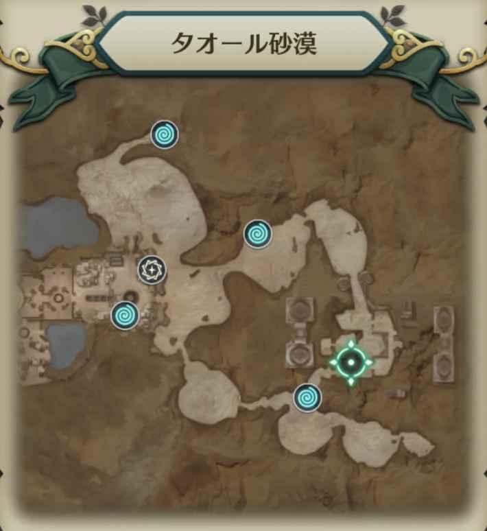 盗掘マップ1