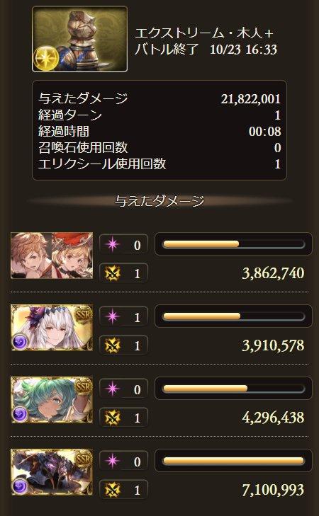 2100万編成