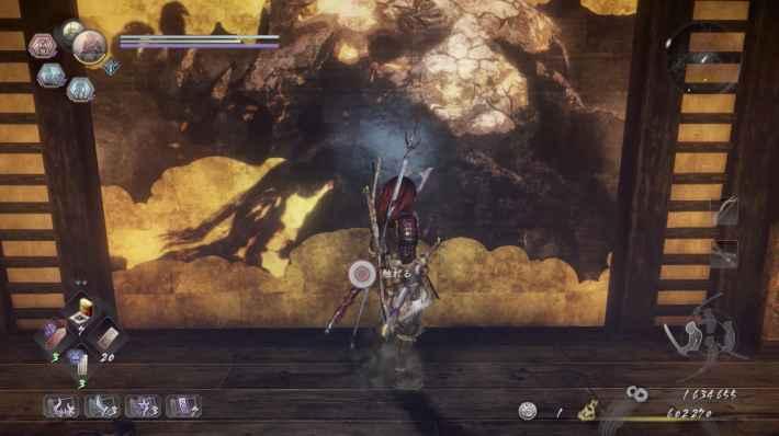 「黄金の城」木霊②の場所までの道順2