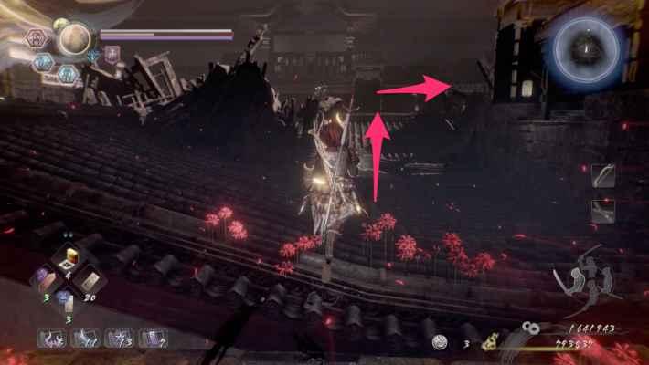 「黄金の城」木霊②の場所までの道順6