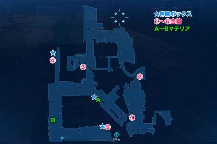 市街地区のマップ