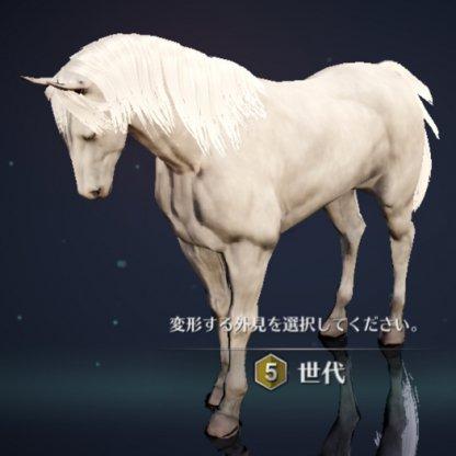 5世代馬2
