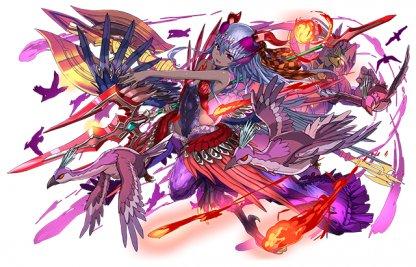 モリグー(獄鳥)の画像