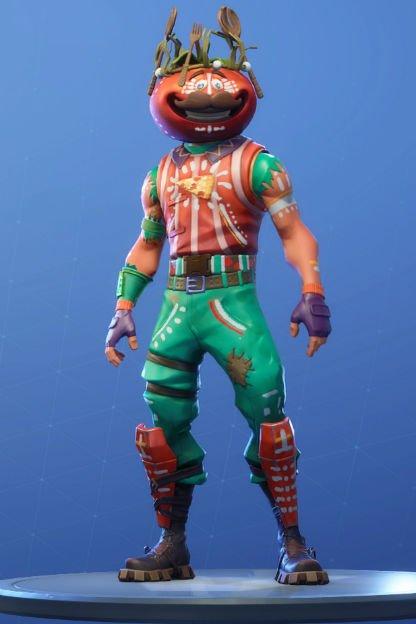 トマトヘッドパターン2