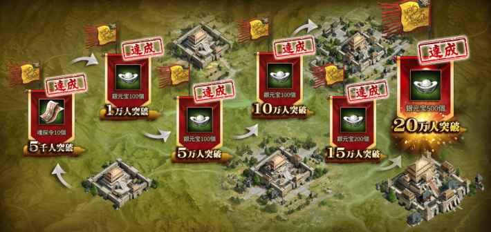 群雄割拠の世界を生き抜くRPG『三国群英伝M』の事前DL開始の画像