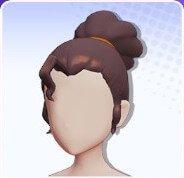 女トレーナーヘアスタイル4