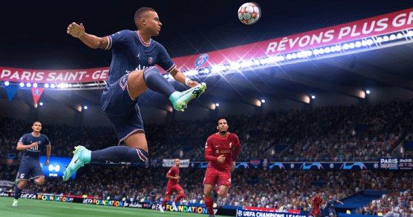 FIFA 22のアイキャッチ画像