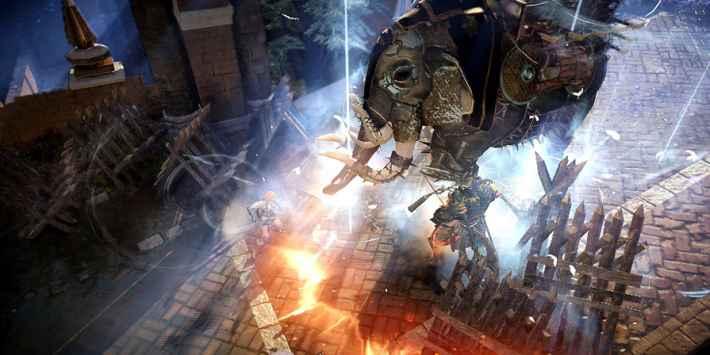 アルティノサーバーの攻城戦