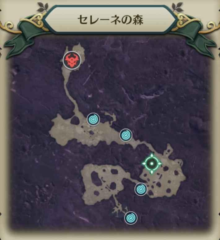 ブーブー呪術師マップ2