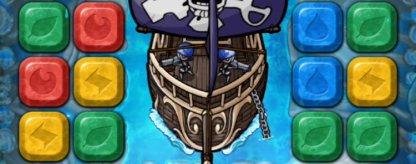 大航海クエスト未来海賊の隠れ島の海賊船戦