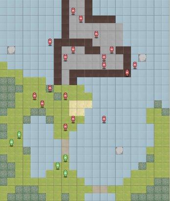 16-3:漢の誇りのマップ