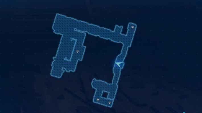 協会2Fのマップ