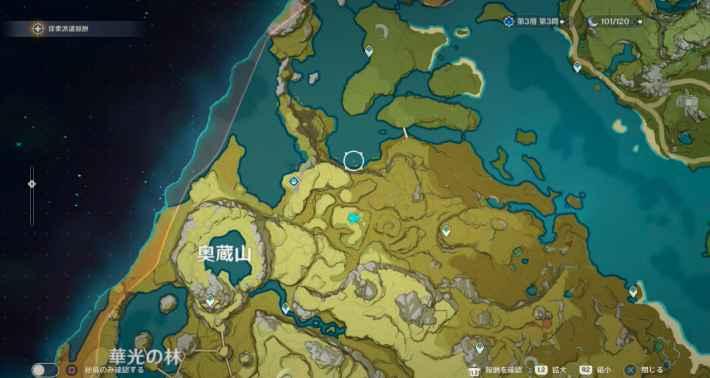 ④のマップ