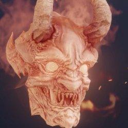 鬼火のアイコン