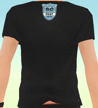 GOFESTのシャツ2