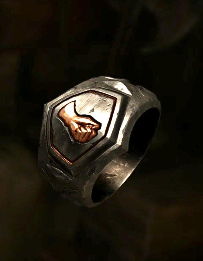 剛力の指輪