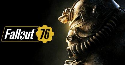 Fallout 76のキービジュアル