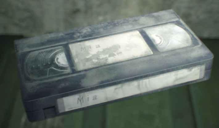 ビデオテープ「ミア」