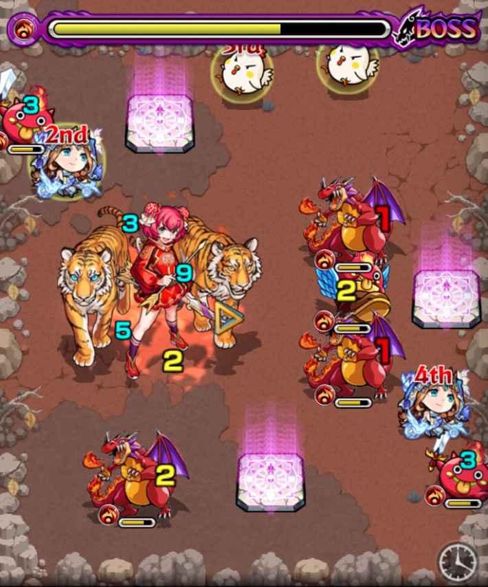 弓虎姫究極のボス3