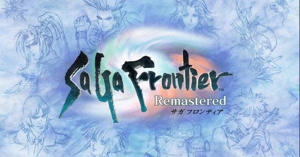 『サガ フロンティア リマスター』発表!2021年夏に発売!