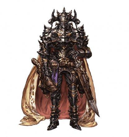 黒騎士新POSE