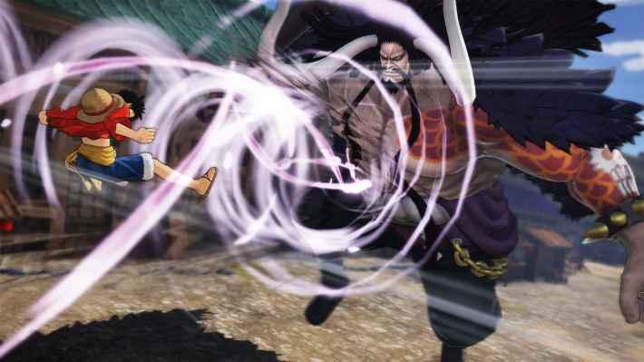 ワンピース 海賊無双4の画像