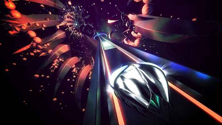 THUMPER リズム・バイオレンスゲームの画像