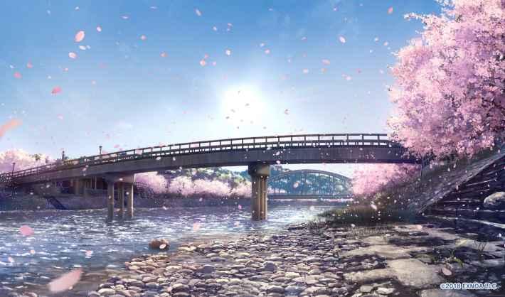 『ウインボ』風景画