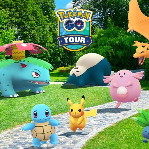 Pokémon GO Tour:カントー地方