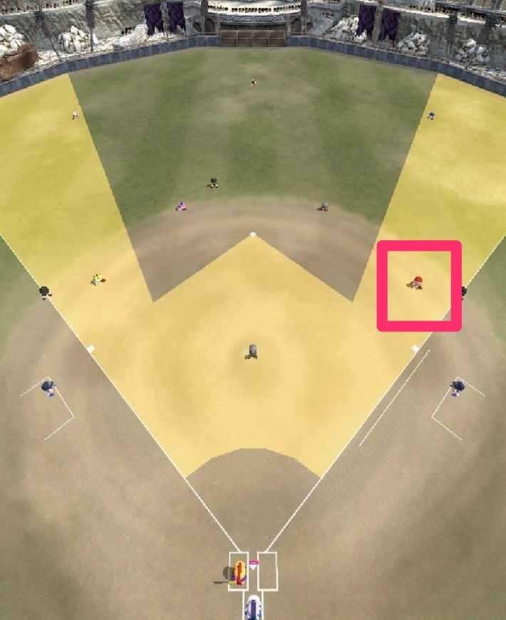 一塁手(ファースト)の役割