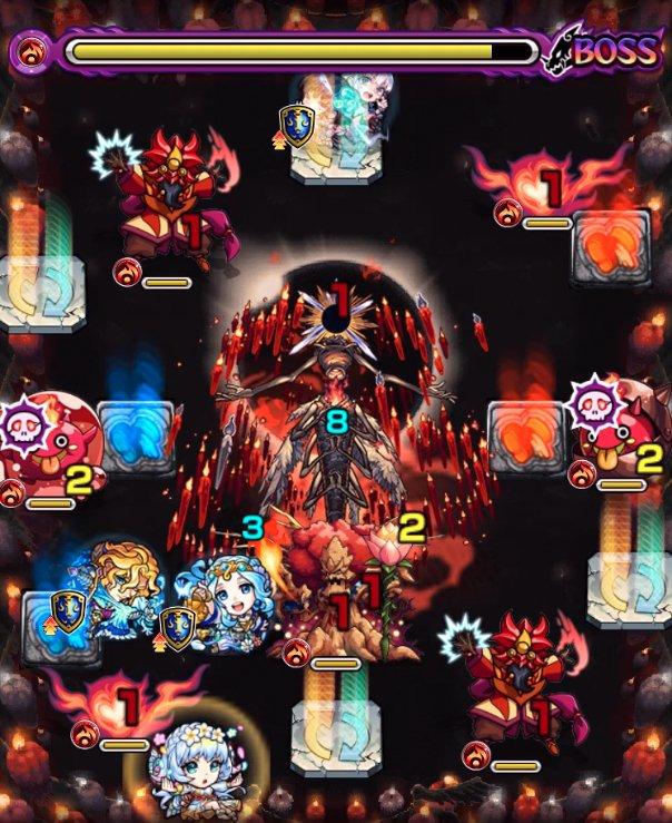 レクイエム轟絶のボス3