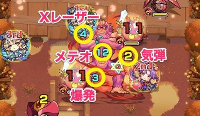 花果山猿のボス戦攻撃パターン