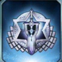 プラチナメダルのアイコン