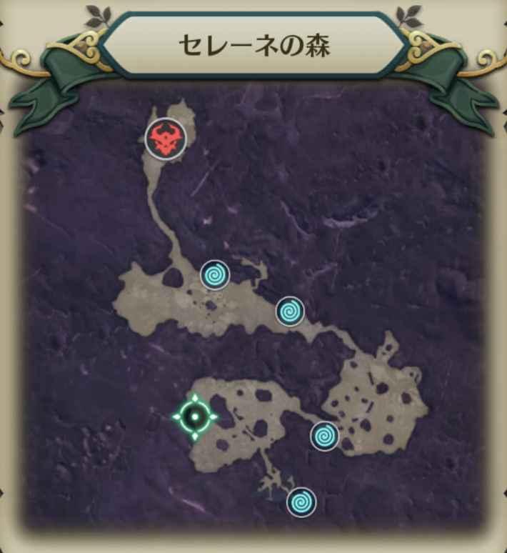 ゴブラット戦士マップ2