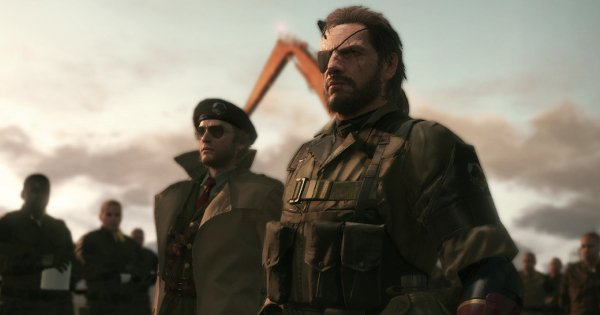 METAL GEAR SOLID V: THE PHANTOM PAINのアイキャッチ画像