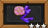 薔薇のコサージュ_アイコン