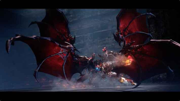 Efun新作MMORPGの画像
