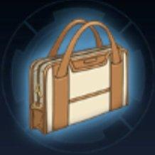 スクールバッグのアイコン