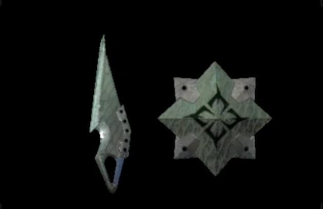 カムラノ鉄片刃2