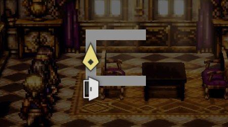 ヘルミニア邸(2フロア目)3部屋目