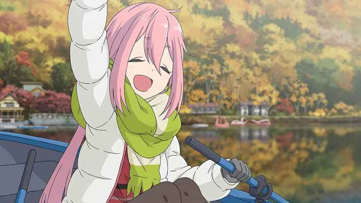 ゆるキャン△Have a nice day! のイベントシーン