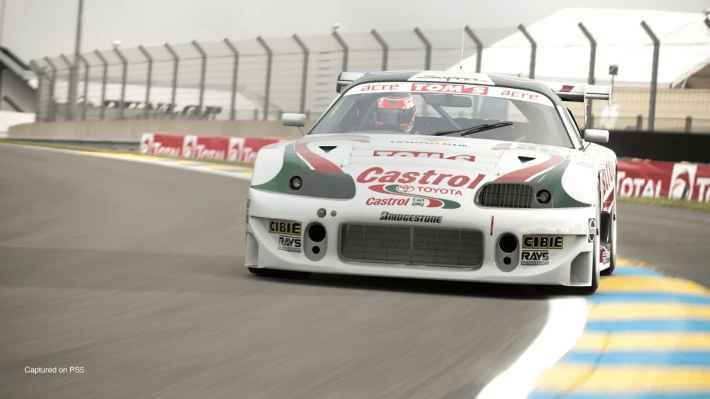 グランツーリスモ7 トヨタ スープラ GT500 (Castrol TOM'S)4