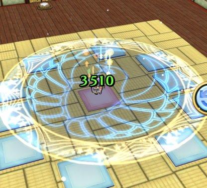 茶熊ユキムラのスキル2の紋章Lv2