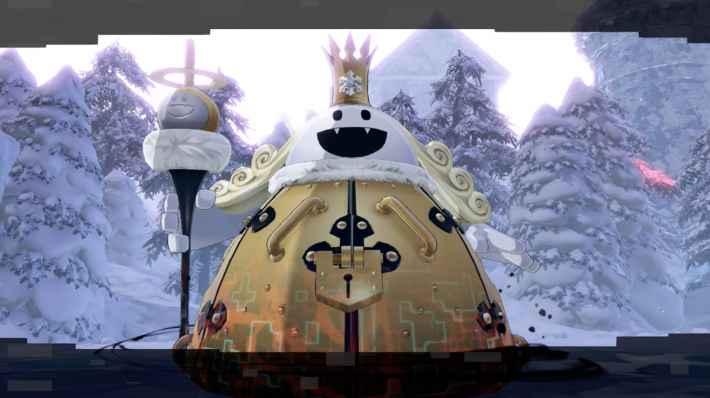 ボス「氷雪の覇者」の攻略情報