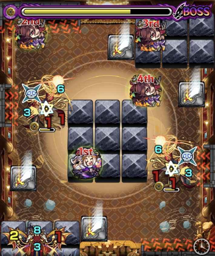 アリア轟絶のボス3